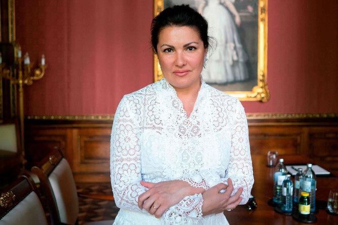 Анна Нетребко: как кубанская пионерка стала суперзвездой дляэлиты