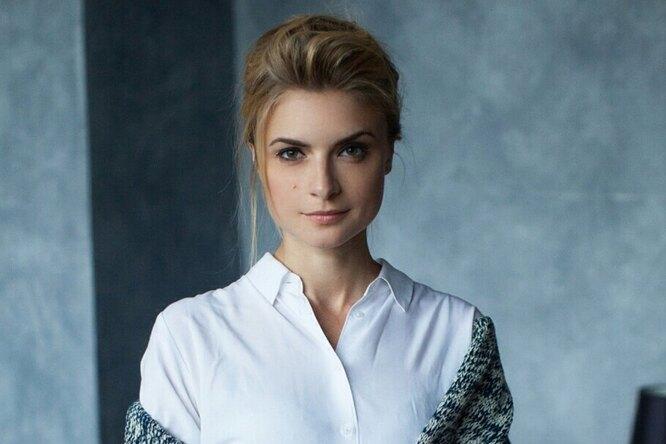 Таинственная звезда. Мария Капустинская из«Невского» скрывает личную жизнь