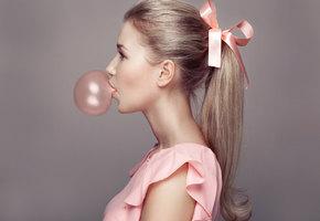 Самый надежный способ избавиться от жвачки в волосах
