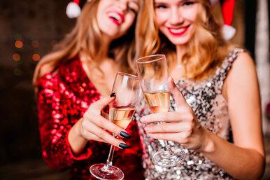 20 секретов блистательного новогоднего образа