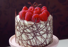 Декор из шоколада своими руками: 5 гениальных идей