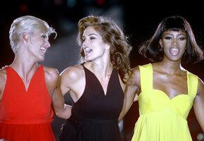 Куда пропала Линда Евангелиста и как живут другие модели из «золотой шестерки»
