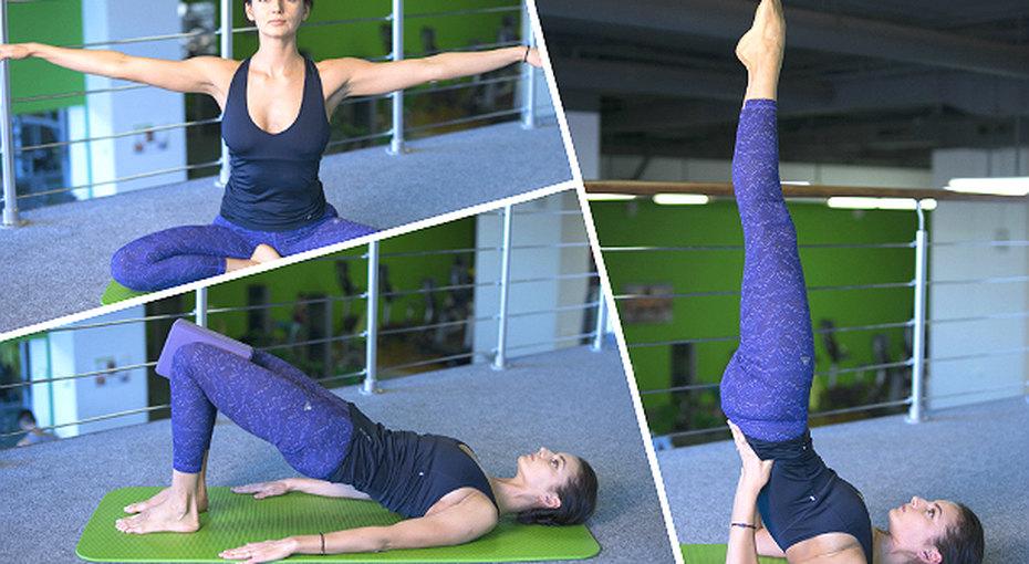 6 лучших женских упражнений длямышц тазового дна