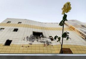 Руководитель тушения пожара в «Зимней вишне» совершил попытку самоубийства