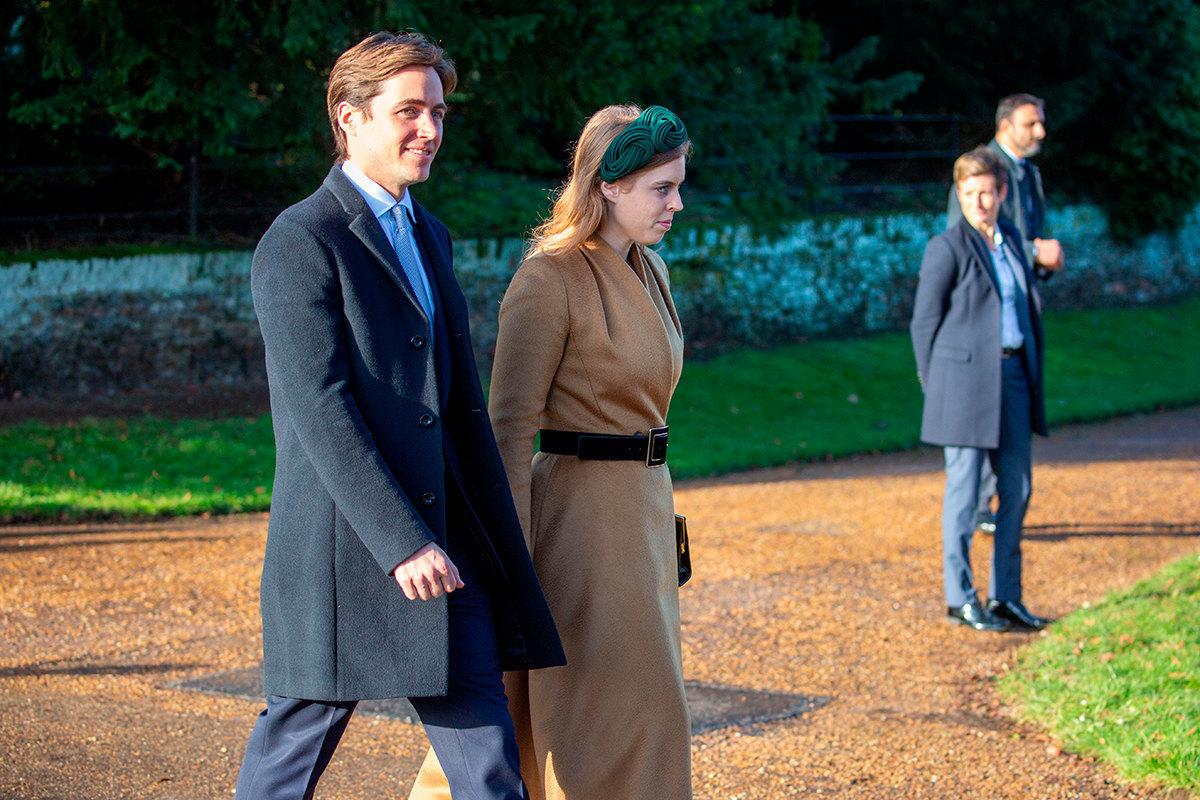 Свадьба принцессы Беатрис иитальянского миллионера дата