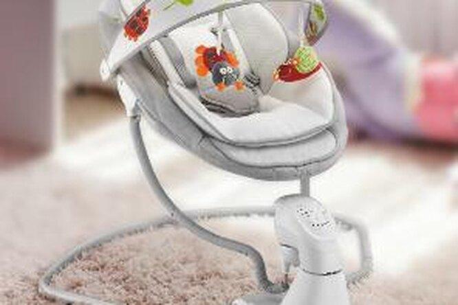 Стульчик длякормления иэлектрокачели: современные помощники маме
