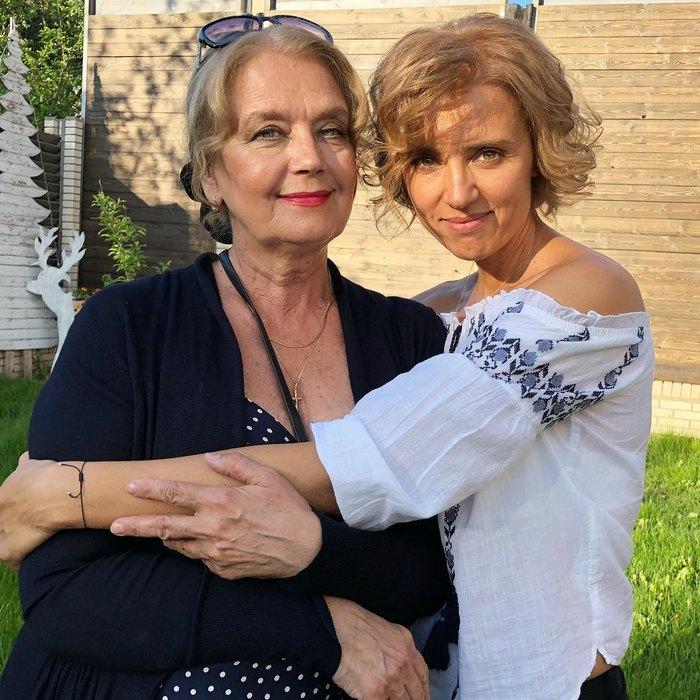 Ксения Алферова, Ирина Алферова