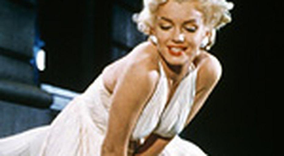 Платье Мэрилин Монро продали замиллионы