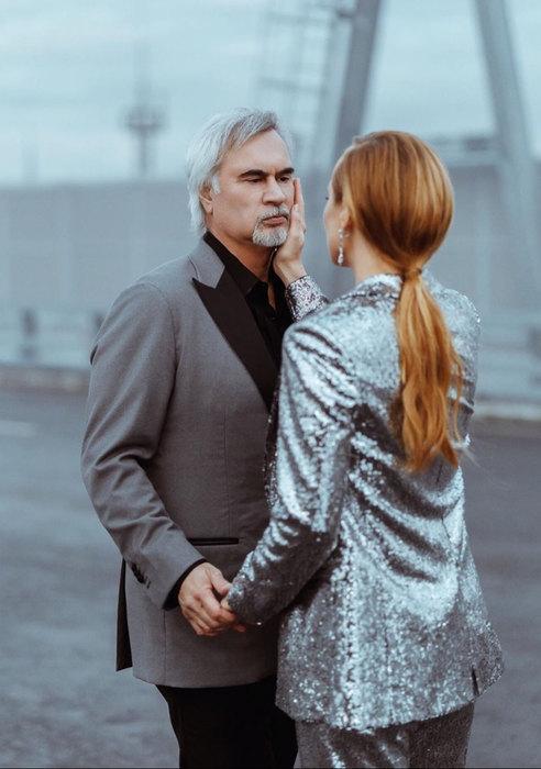 Валерий Меладзе иАльбина Джанабаева
