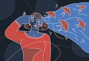 «Я хочу резать себя». Что делать, если у вас появились мысли о самоповреждении?