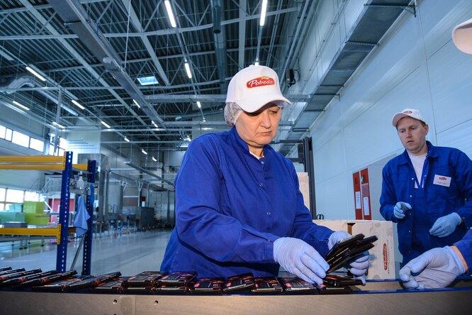 Фабрика «Победа» выпустила вафельные конфеты безсахара