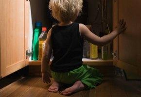 11 смертельных рисков для детей в вашем собственном доме