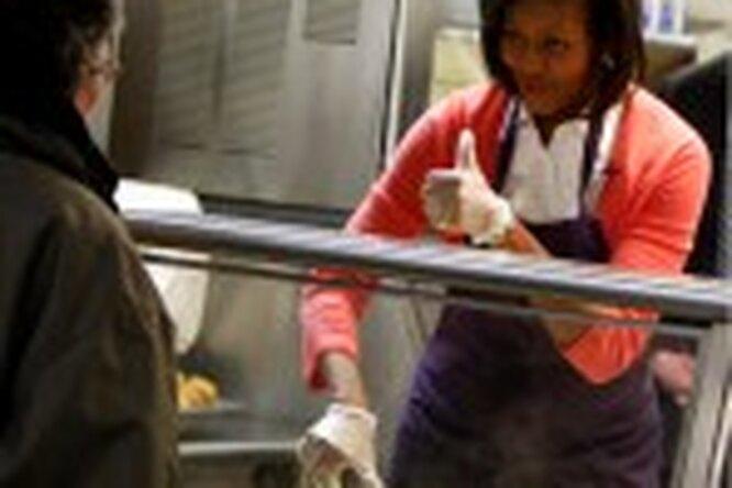 Кулинарные таланты первой леди