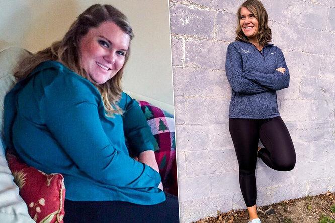 «В 23 диагностировали гипертонию»: женщина похудела на40 кг ради приза наработе