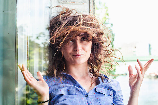 Пушащиеся волосы: как укротить пышную шевелюру