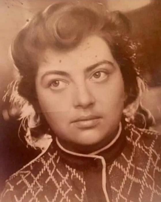 Мама Екатерины Рождественской