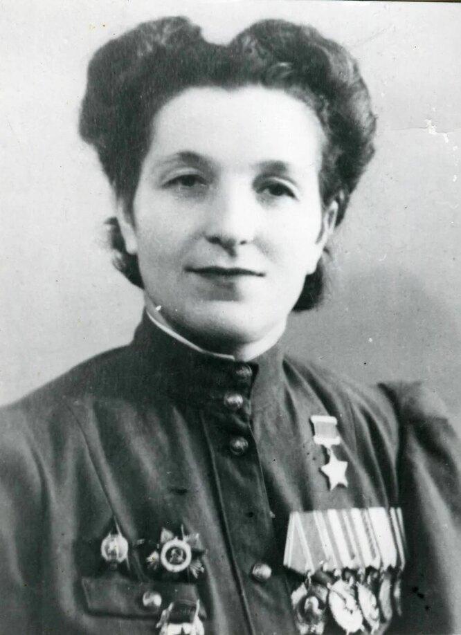 Магуба Сыртланова