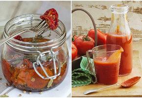 Пока они дешевые! 7 экономичных рецептов из осенних помидоров