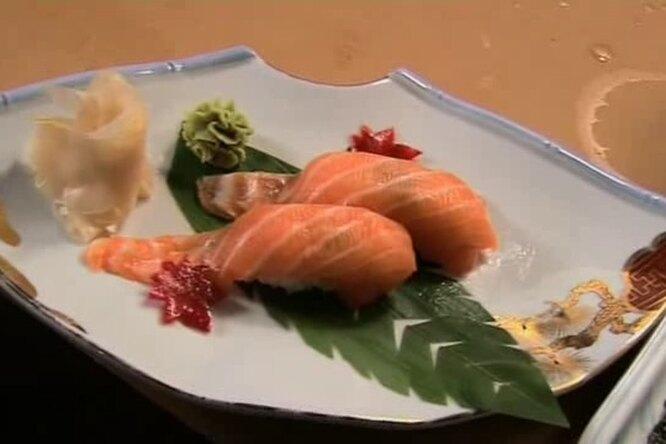 Готовим суши дома! (видео)