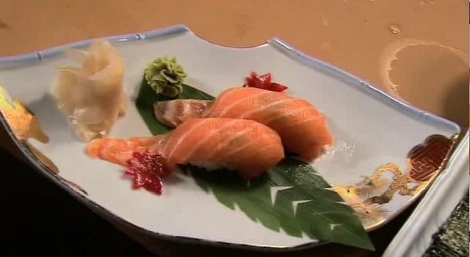 Готовим суши дома!