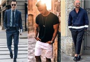 10 модных ошибок, которые делают мужчины (занашивают обувь, например)