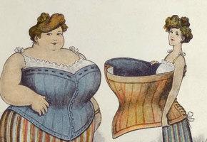 7 самых странных методов похудения в истории человечества