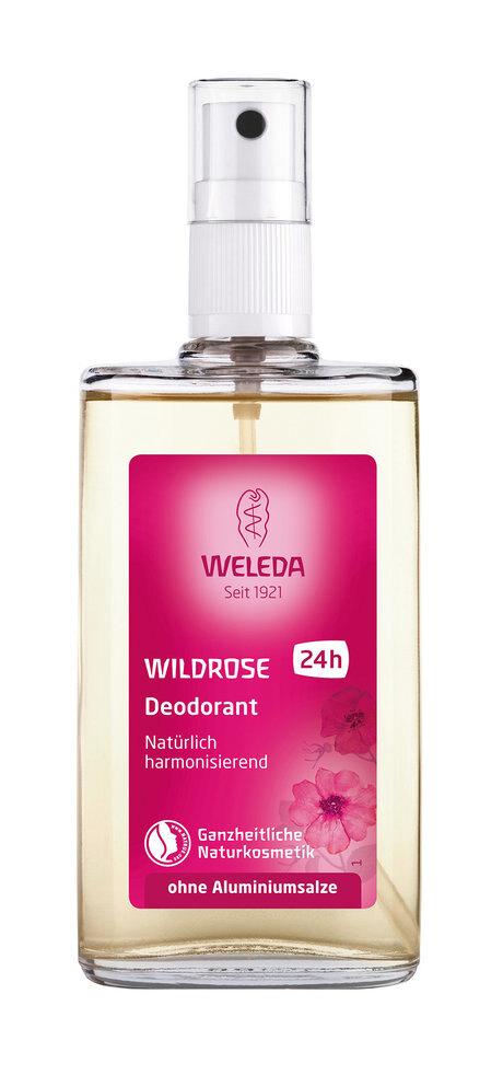 Wild Rose Deodorant, Weleda, 799 руб