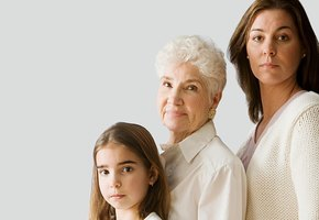 Риск развития деменции можно определить по возрасту наступления менопаузы
