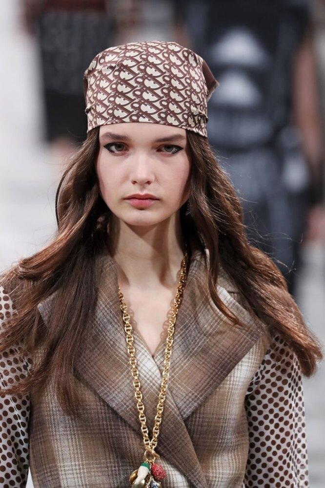 Chriistian Dior, Paris Fashion Week, осень-зима 2020/2021
