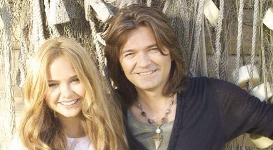 Дочь Дмитрия Маликова показала подросшего младшего брата