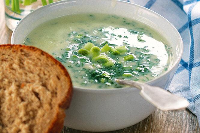 Холодный суп довга