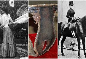 5 жутких традиций, убивавших и унижавших женщин в разные времена