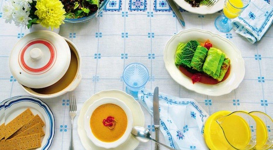 Постное меню: рецепты постных супов