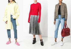 Что носить холодным летом: 10 модных вещей для непогоды
