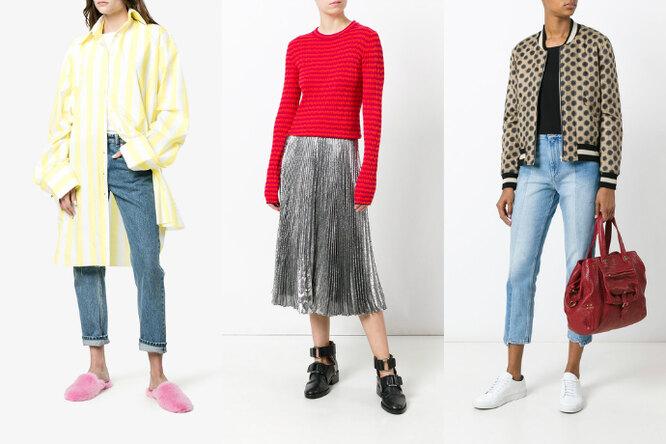 Что носить холодным летом: 10 модных вещей длянепогоды