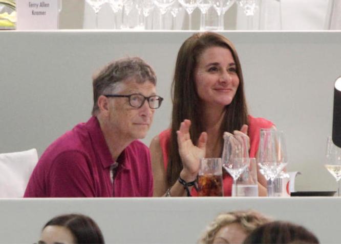 Билл Гейтс развод