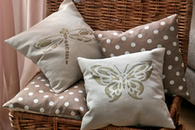 Переделываем подушки