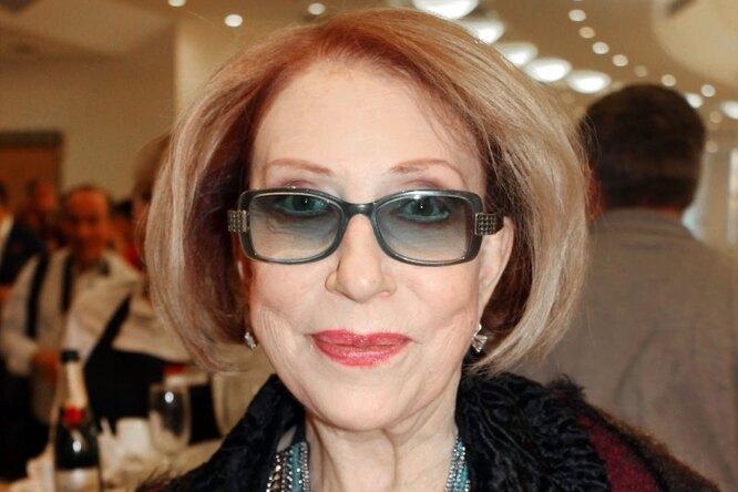 75-летняя Инна Чурикова госпитализирована винститут Склифосовского