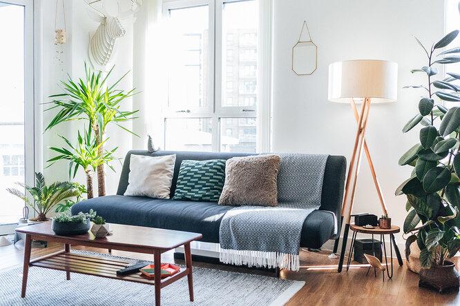 Как сделать  уютной старую съемную квартиру — иобойтись безремонта