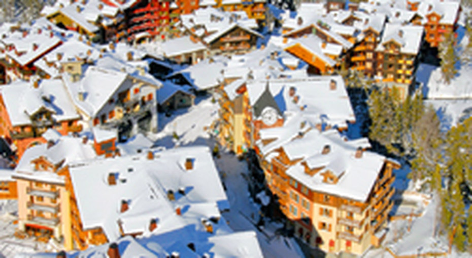 Les Arcs 1950 - горнолыжный альпийский курорт