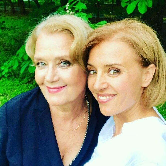 Ксения Алферова и Ирина Алферова