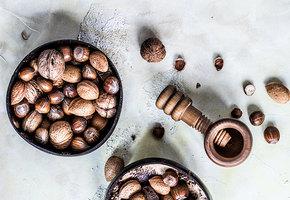Рецепты интересных блюд с орехами