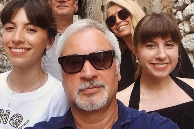 Валерий иКонстантин Меладзе устроили длялюбимых женщин каникулы во Франции