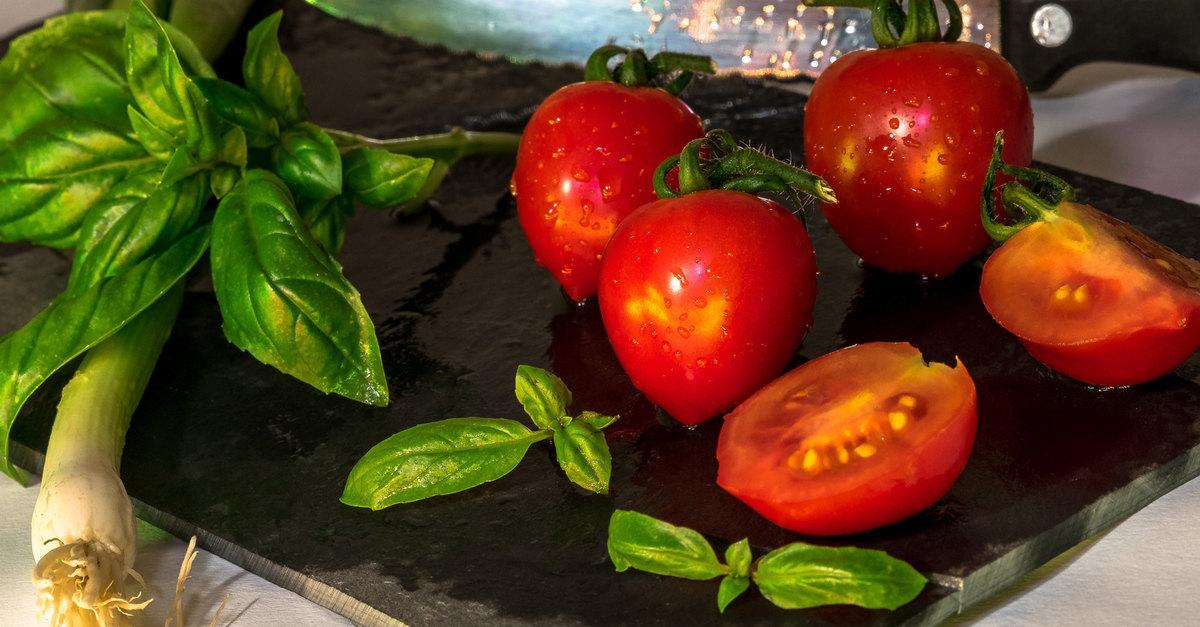 Как быстро похудеть на помидорах
