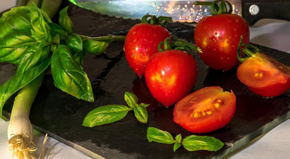 похудение на помидорах