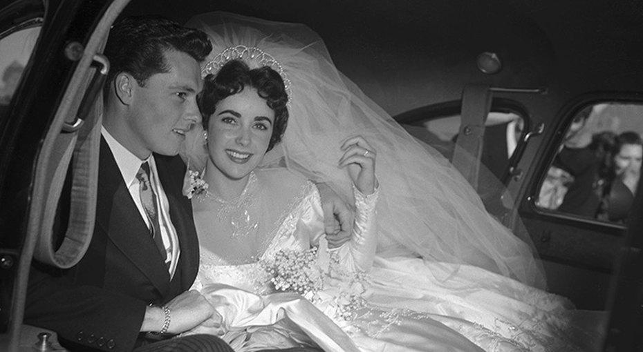 Ларри Кинг, Элизабет Тейлор идругие звезды ссамым большим количеством браков