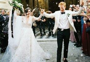 Долго и счастливо: 17 красивых свадебных фото, сделанных в 2020 году
