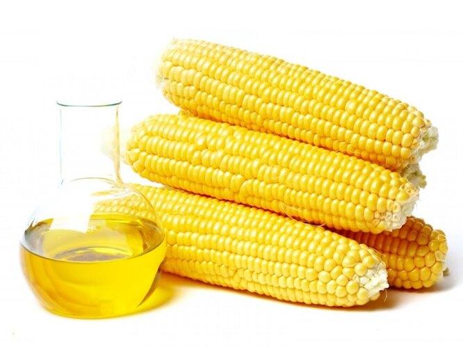 кукурузное масло фото
