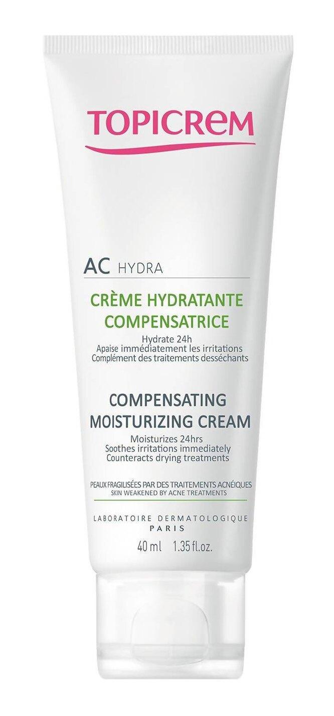 Увлажняющий крем для жирной кожи AC Compensating Moisturizing Cream, Topicrem, 778 руб