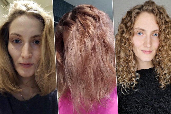 Кучерявая бестия: как изпрямых волос сделать локоны-пружинки